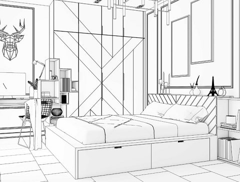 A guide to bedroom interior design styles.