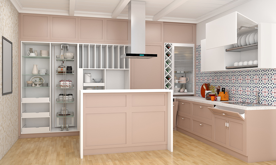 Kitchen size needs to note before choosing a kitchen chimney for your home
