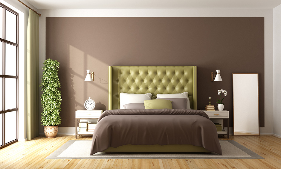 Cosy bedroom ideas colours can create a comfortable, calm ambience in your room.
