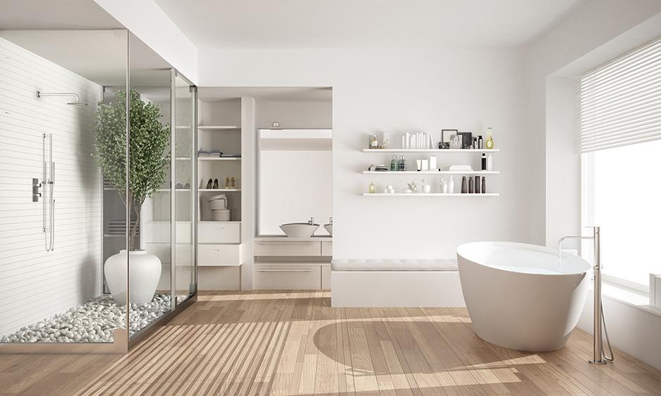 Master bathroom design ideas for your home.