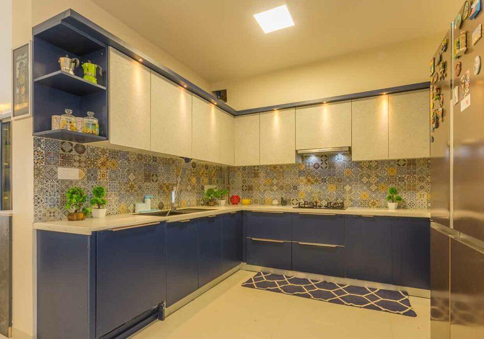 Vinay Maurya's 2 BHK Apartment