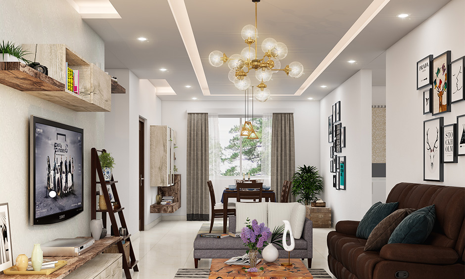 Different types of false ceiling designs for your home