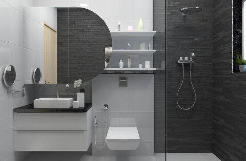 Bathroom design ideas for indian homes