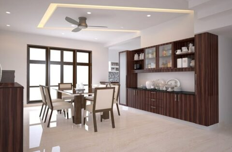 Dining room interior design and decor ideas