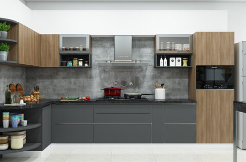 Modular kitchen design ideas to inspire your kitchen interiors from design cafe