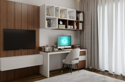 Study room design ideas to match your style