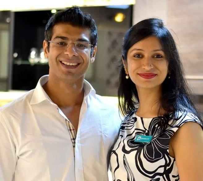 Design Cafe Founders - Gita Ramanan and Shezaan Bhojani