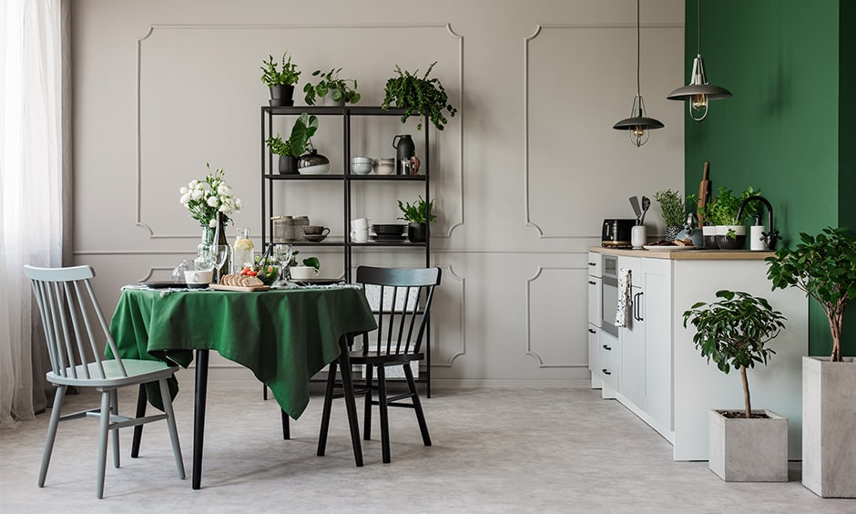 Spruce up your dining rooms with these simple but brilliant decor ideas