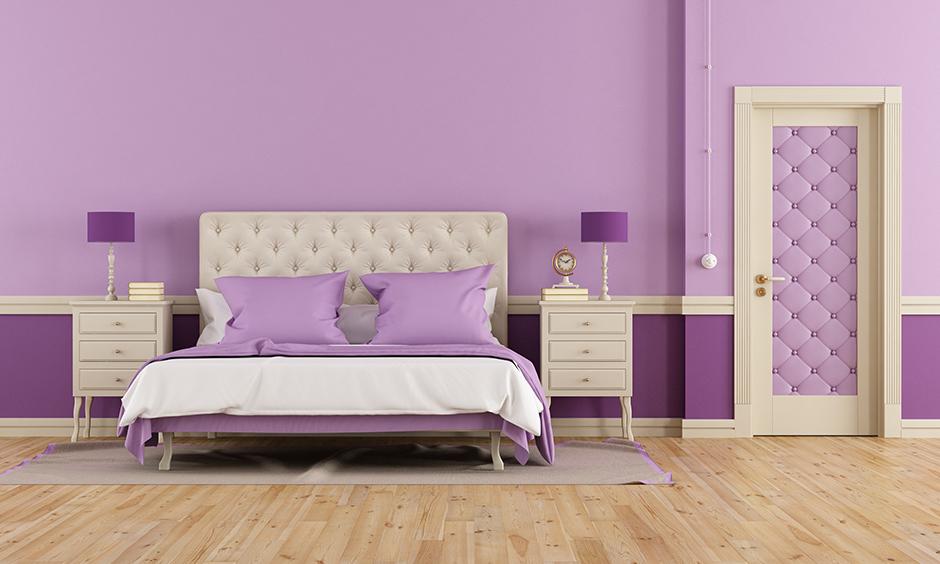 Lavender bedroom design ideas for your home