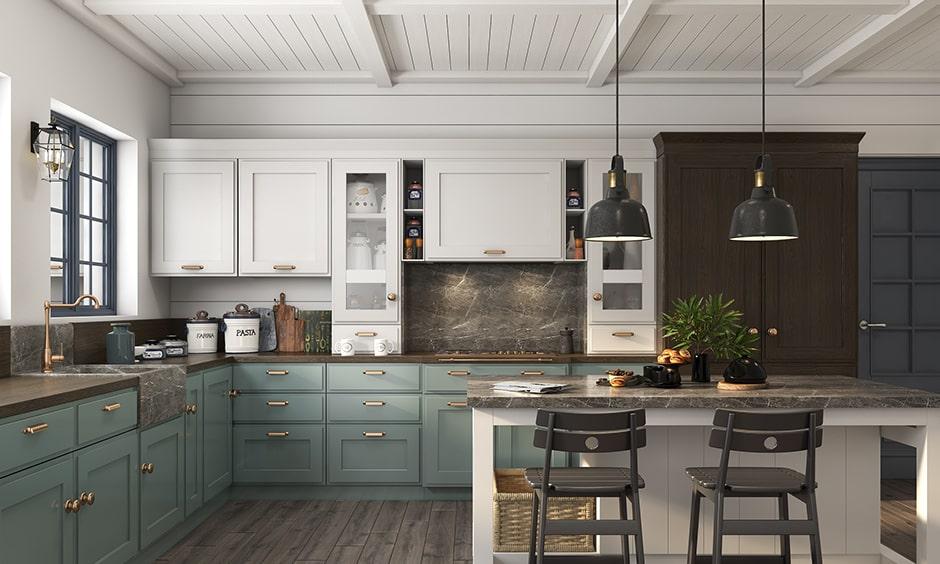 Keep enough space while planning modular kitchen design