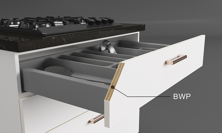 Bwp plywood for kitchen drawers