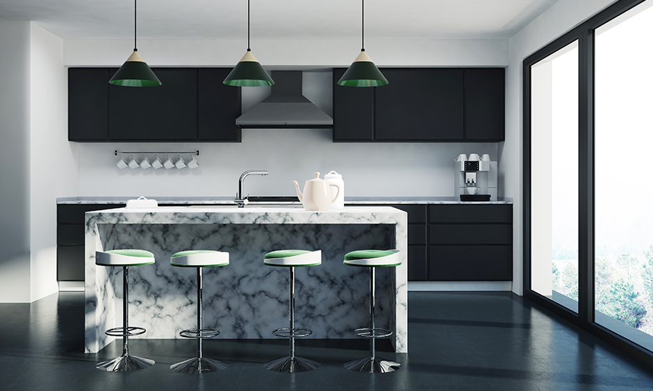 Marble countertops for your home