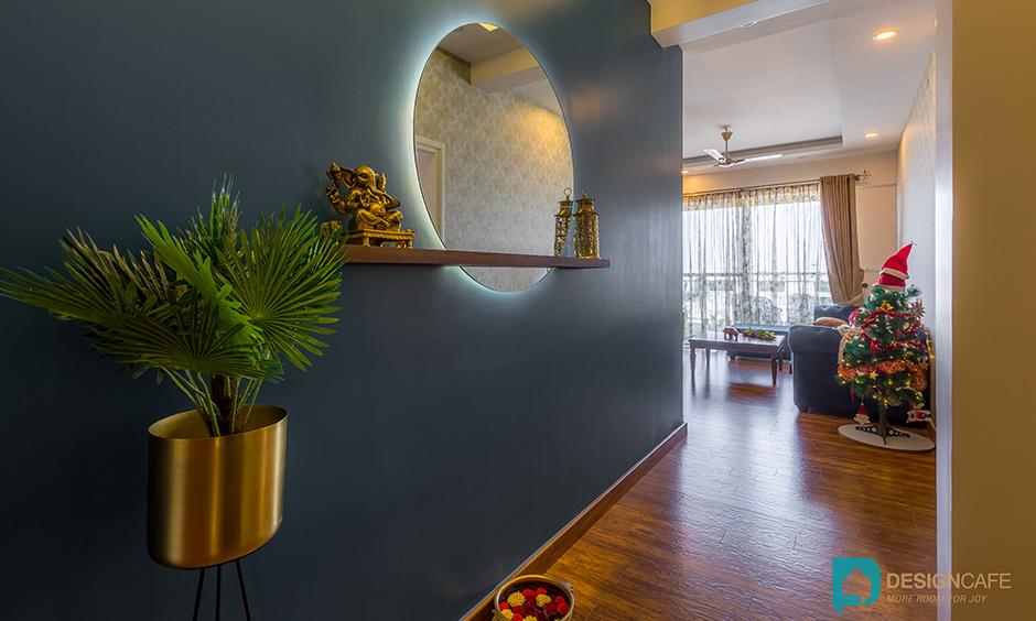 Mohit S 4bhk Home Interior Design In Thanisandra Design Cafe