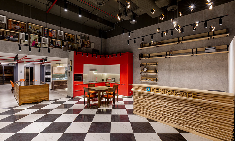Interior Design Hyderabad Experience Centre Design Cafe
