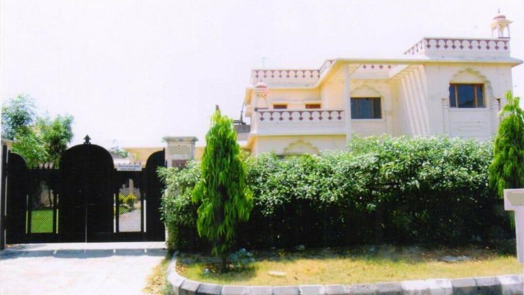 500 sq meter Villa for Sale in Raj Aangan Nri Colony Jaipur