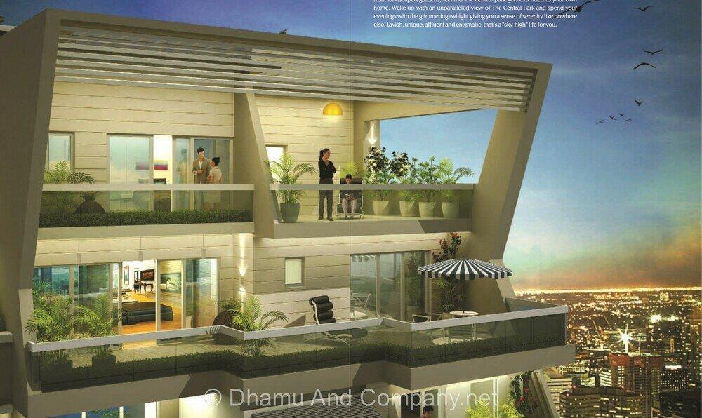3, 4, 5 Bhk Luxury Apartment & Duplex Flat for Sale in C-Scheme, Jaipur