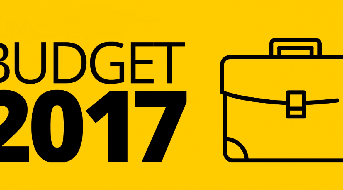 key point of budget-2017