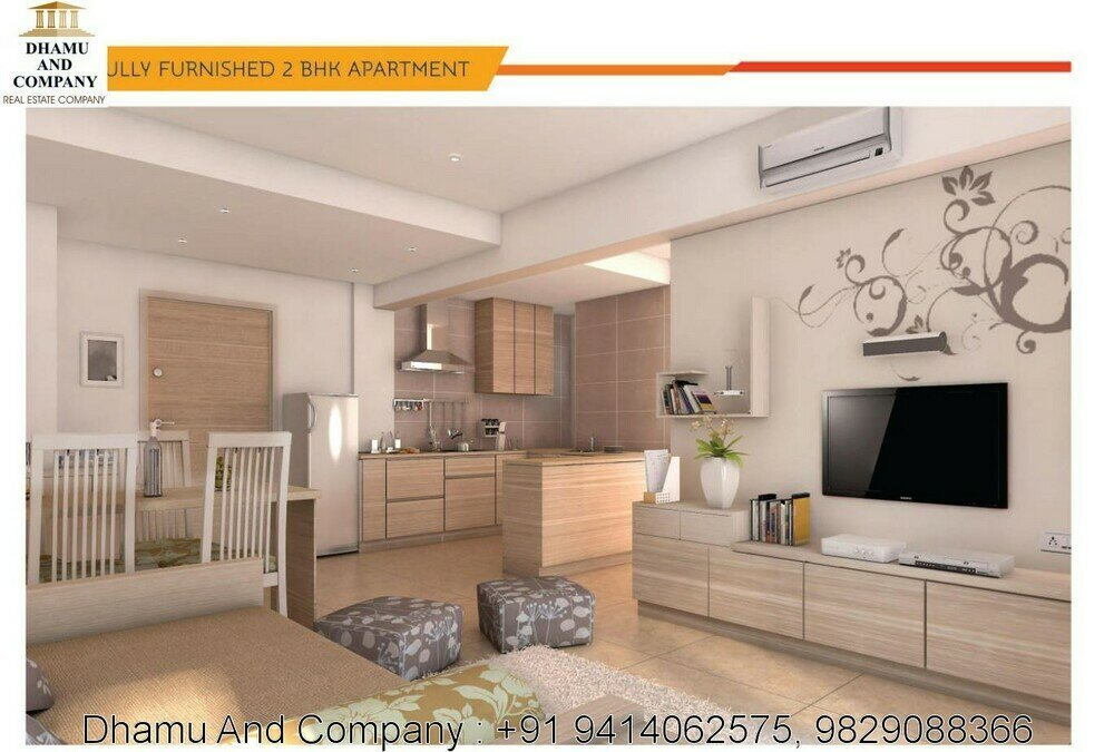 Funished Apartment For Sell Jaipur - Studio, 1bhk, 2bhk