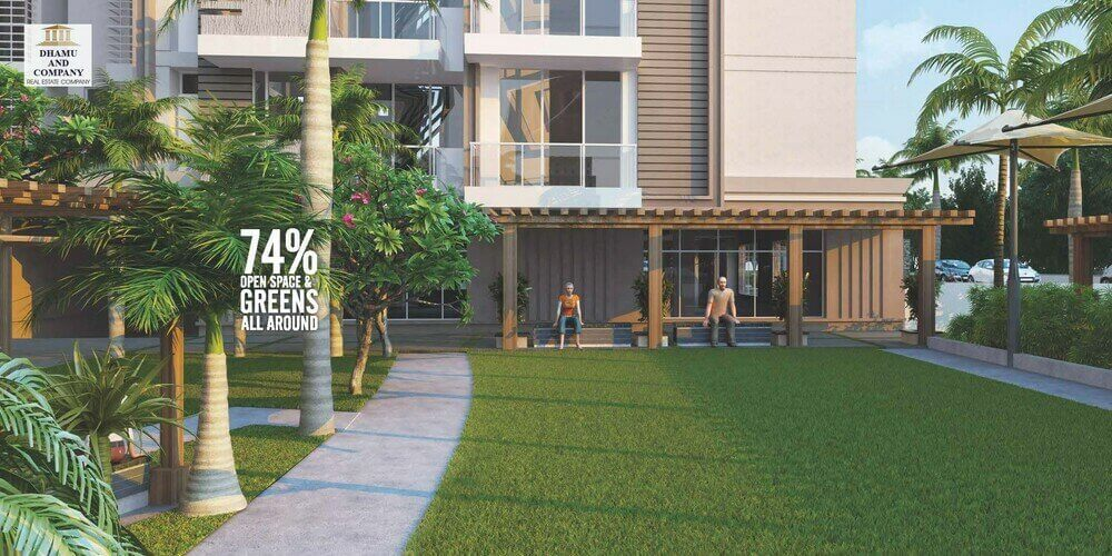 Luxury 2, 3, 4  Bhk Apartment Project for Sale in Jagatpura Jaipur