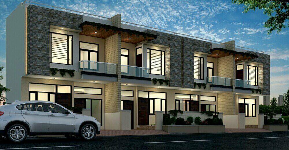 3 Bhk Villa For Sale In Mansrovar Ext. Jaipur