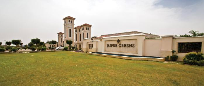 200 sq yds – Second Phase Plot For Sale in Jaipur Greens