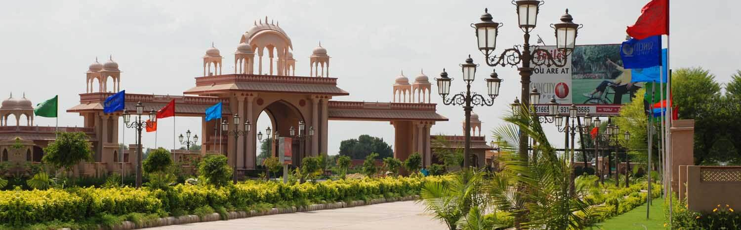 Suncity Jaipur – Gated Township – Resale Plots | Villa | Flats | Shops