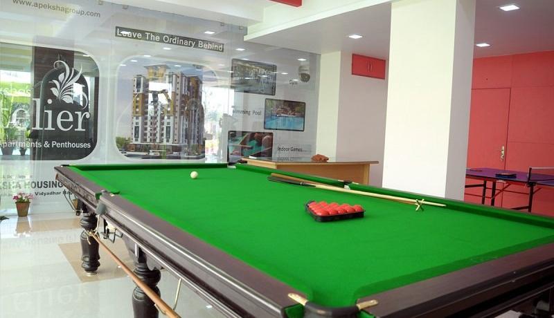 Atelier Jaipur - 3 BHK FLAT - indor-games
