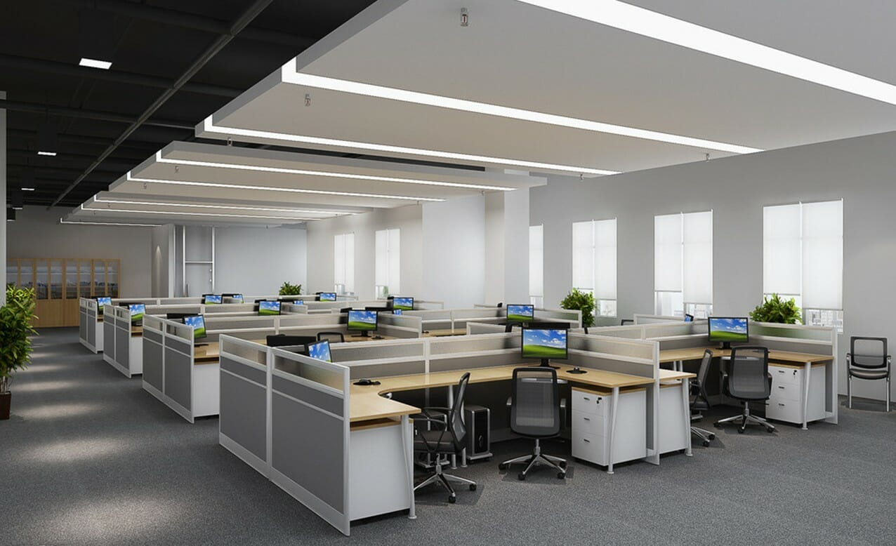 Furnished Office Space for IT Company on rent near JLN Marg Jaipur