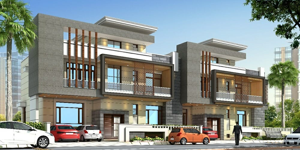 5 bhk Luxury Villa for Sale near Vaishali Nagar Jaipur – 5000 sq ft
