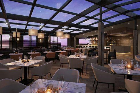 rooftop restaurant space on gopal pura bai pass jaipur