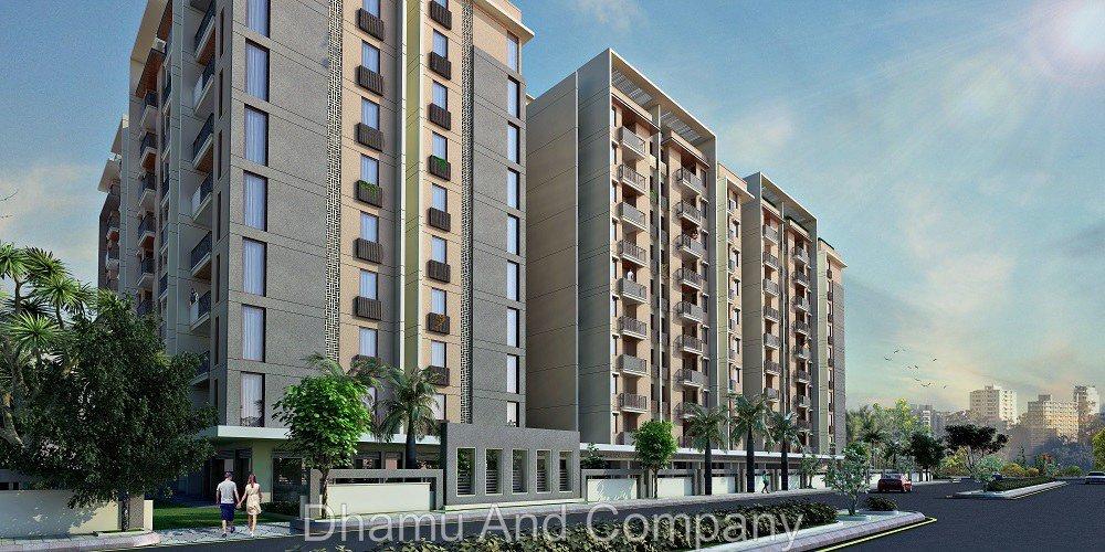 1, 2 bhk Flat Project Near Mansrovar Jaipur