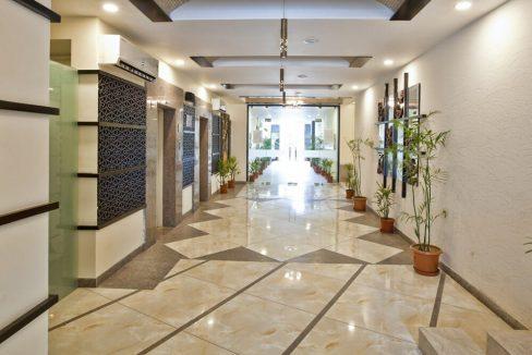 akshat trishala jaipur - lobby amenities