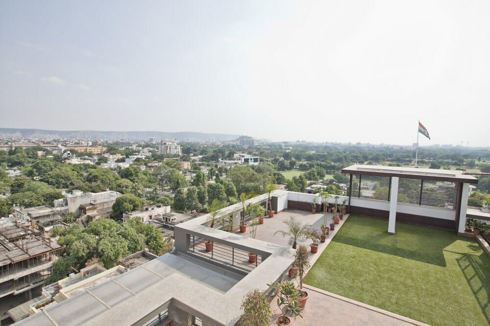 akshat trishala jaipur - rooftop
