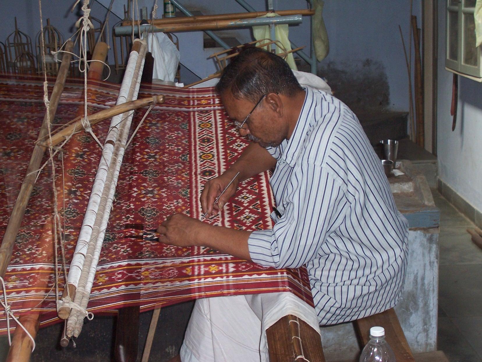 Diverse fabrics of India