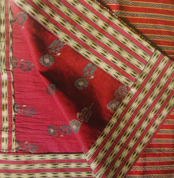 Mashru Weaving Gujarat