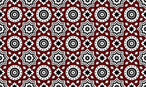 Sindhi Ajrak (7)