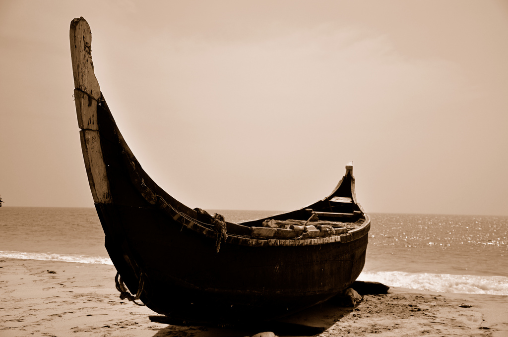 Boat Making from Kerela