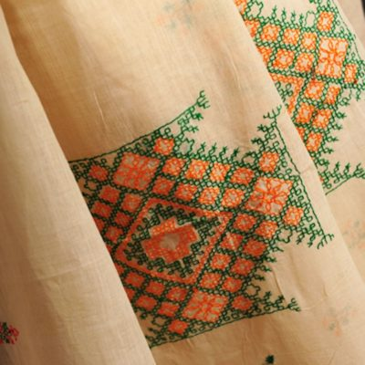 Kasuti Embroidery from Karnataka