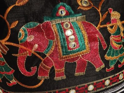 Banjara Embroidery from Bellary