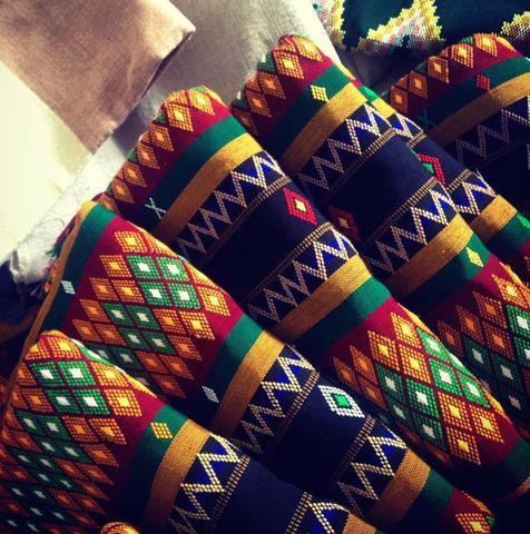 Mizo Puan Weaving