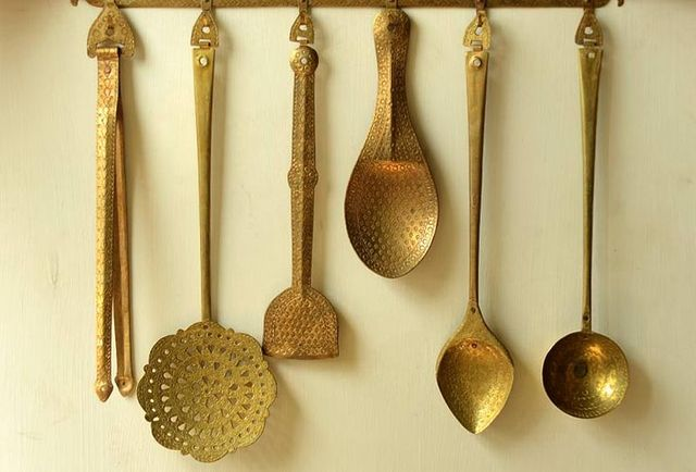 Revisiting the age old Royal kitchenware of India