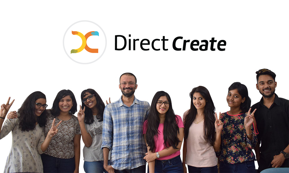 My two months at Direct Create