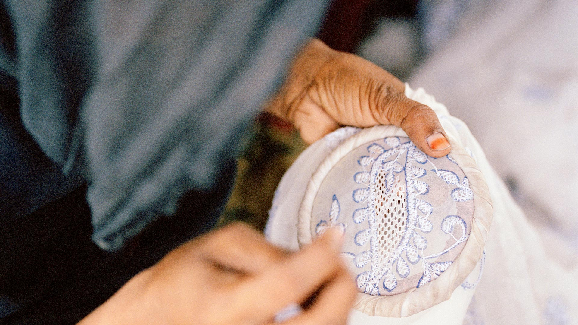 Chikankari – pride of the Lucknawi Culture
