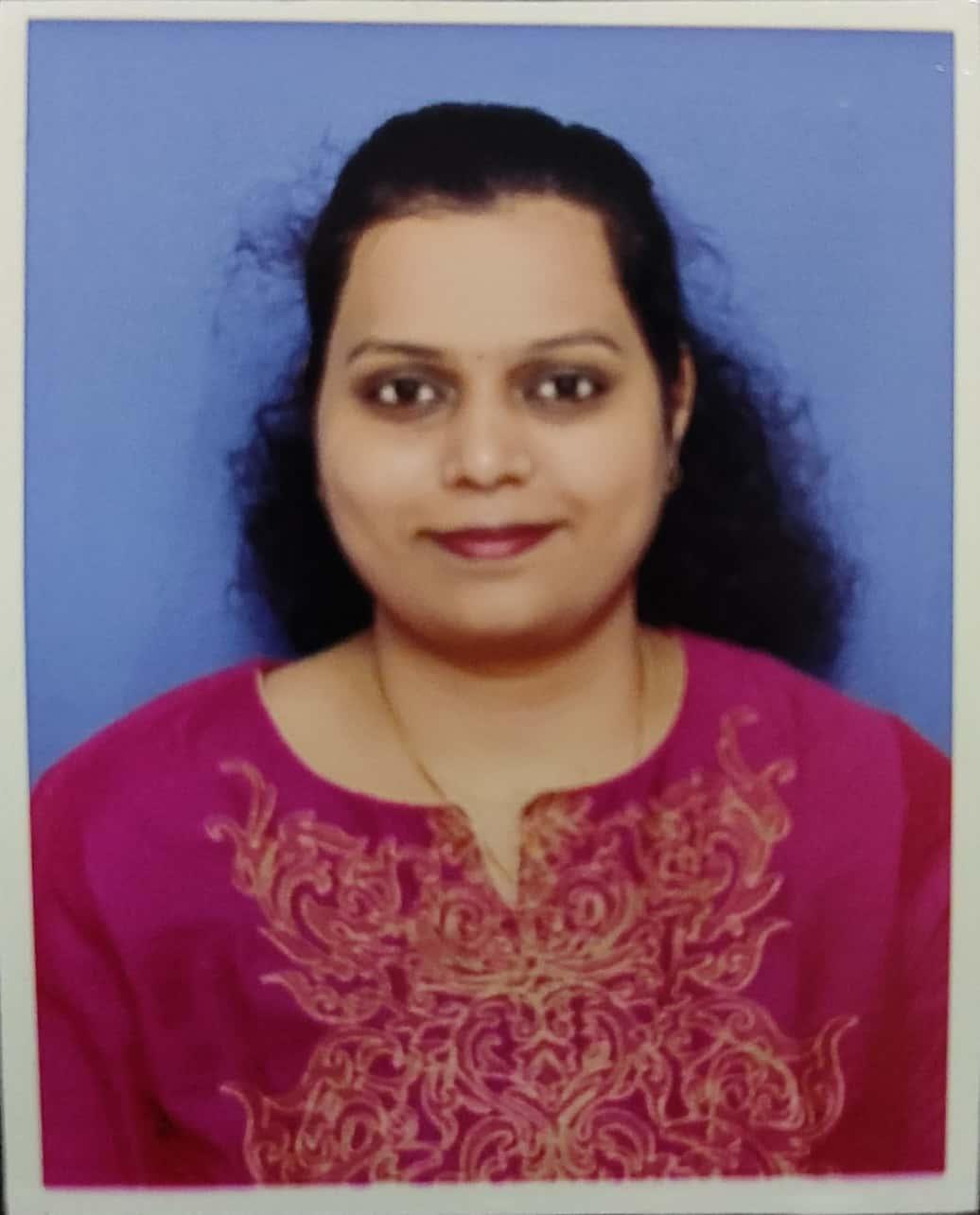 Prachi Velhal, Docmode research dietitian