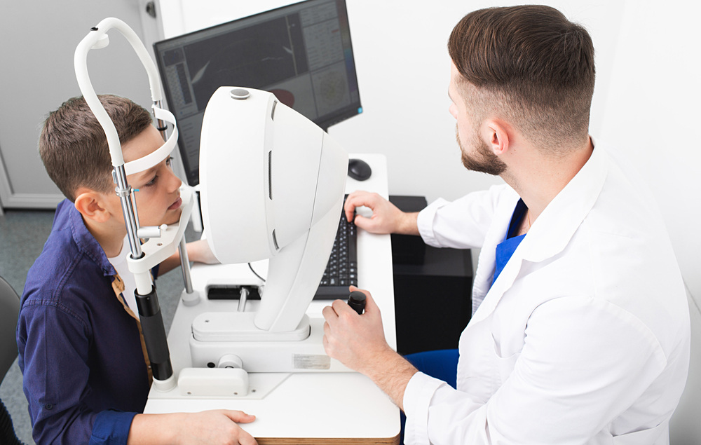 Importance of imaging in pediatric ophthalmology