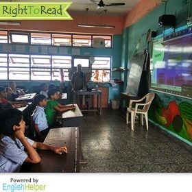 English literacy, technology&education, educational technology, Digital classroom, Education system in India, using technology in the classroom