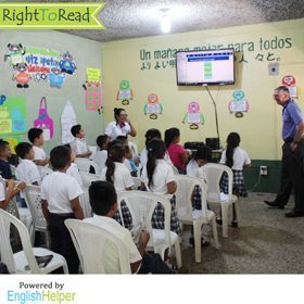 An Edtech Initiative for Improving English Literacy in the Schools of Guatemala