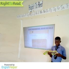 RightToRead – An Edtech Initiative in Seirra Leone Schools