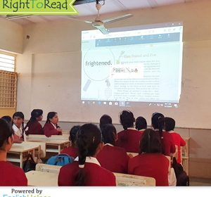 Every Girl's Right to Read | Englsh Literacy