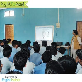RightToRead An Edtech English Literacy Initiative in Assam